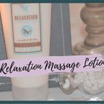 Forever Relaxation Massage Lotion (Werbung)