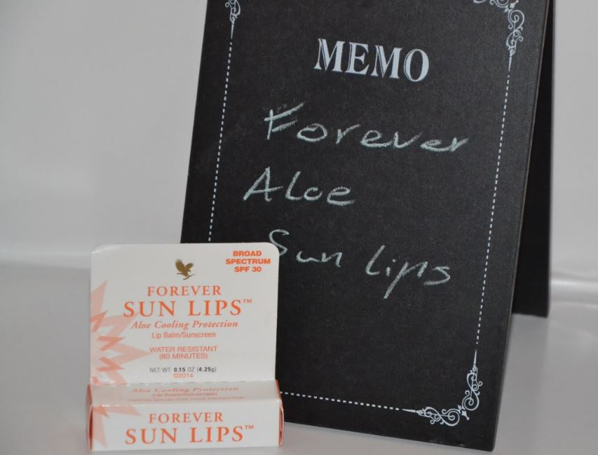 Forever Sun Lips verpackt 2