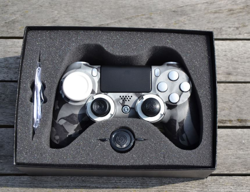 Scuf infinity 4ps verpackung
