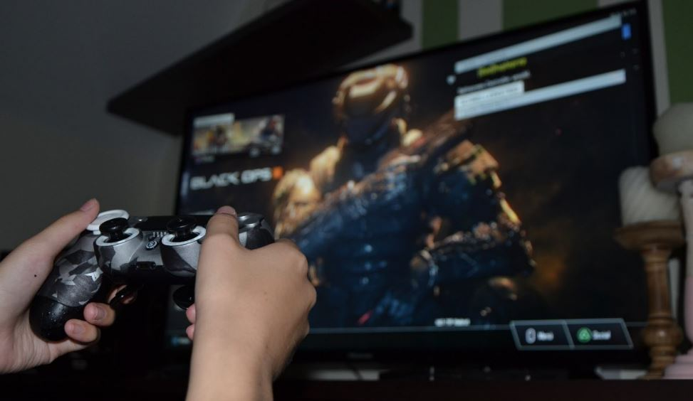 Scuf infinity 4ps gameplay